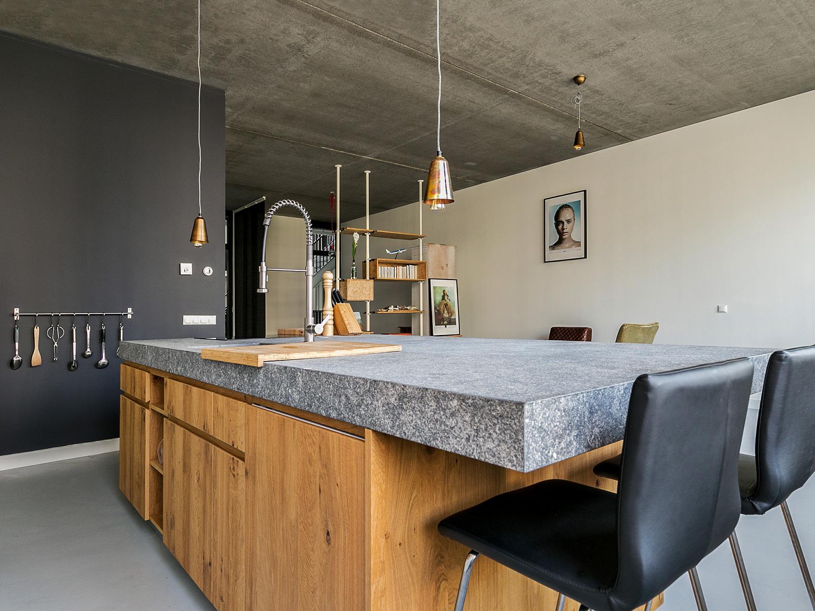 Interior StrijpS loft Eindhoven
