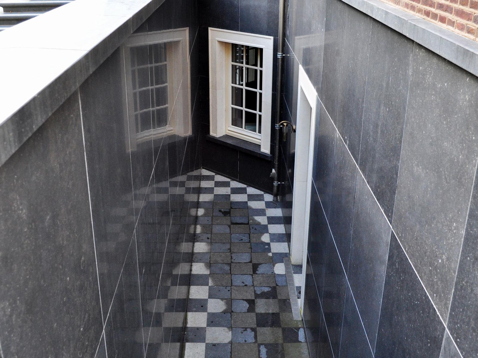 Loosdrecht villa Belgian Blue