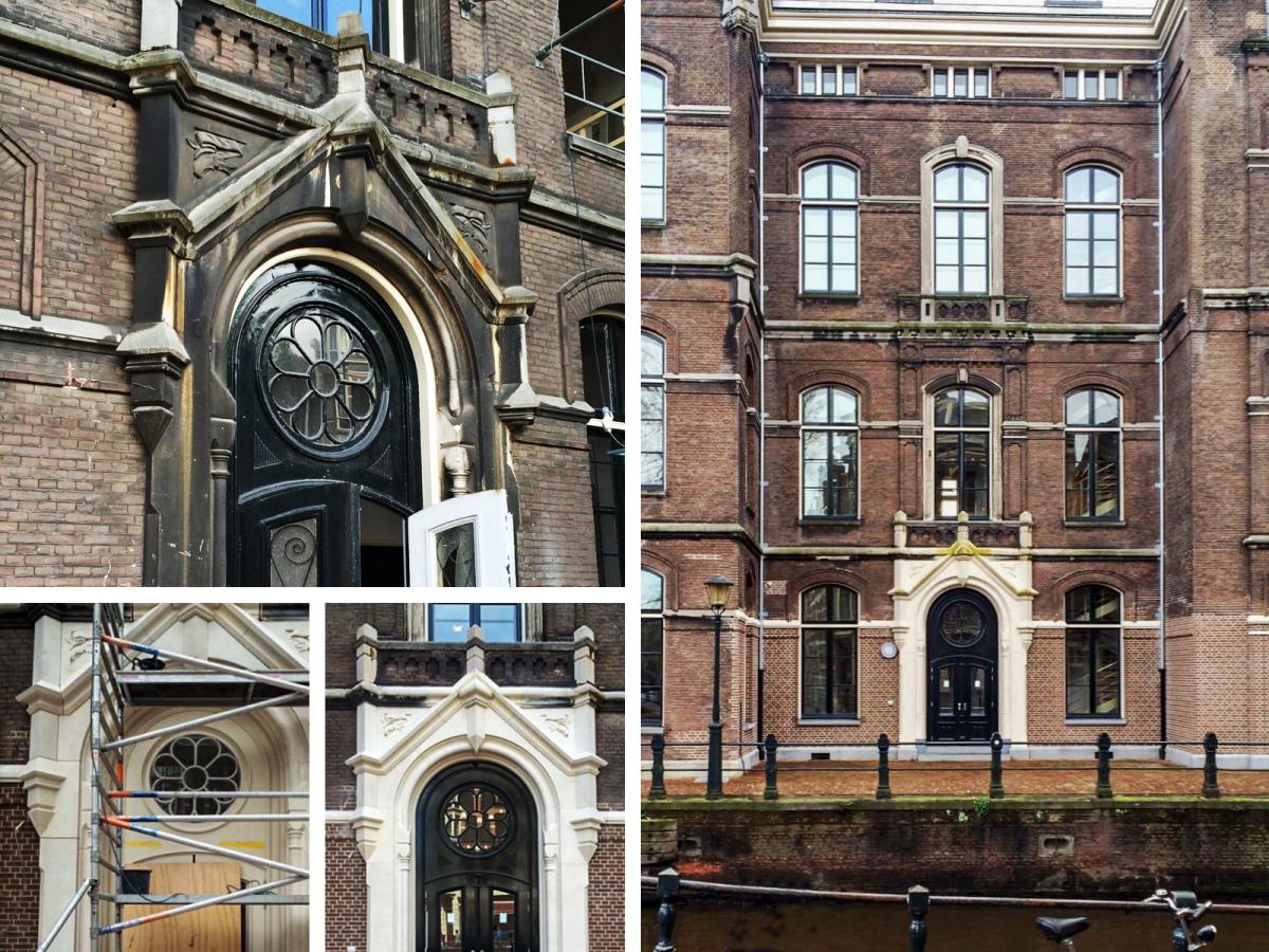 Restoration amsterdam