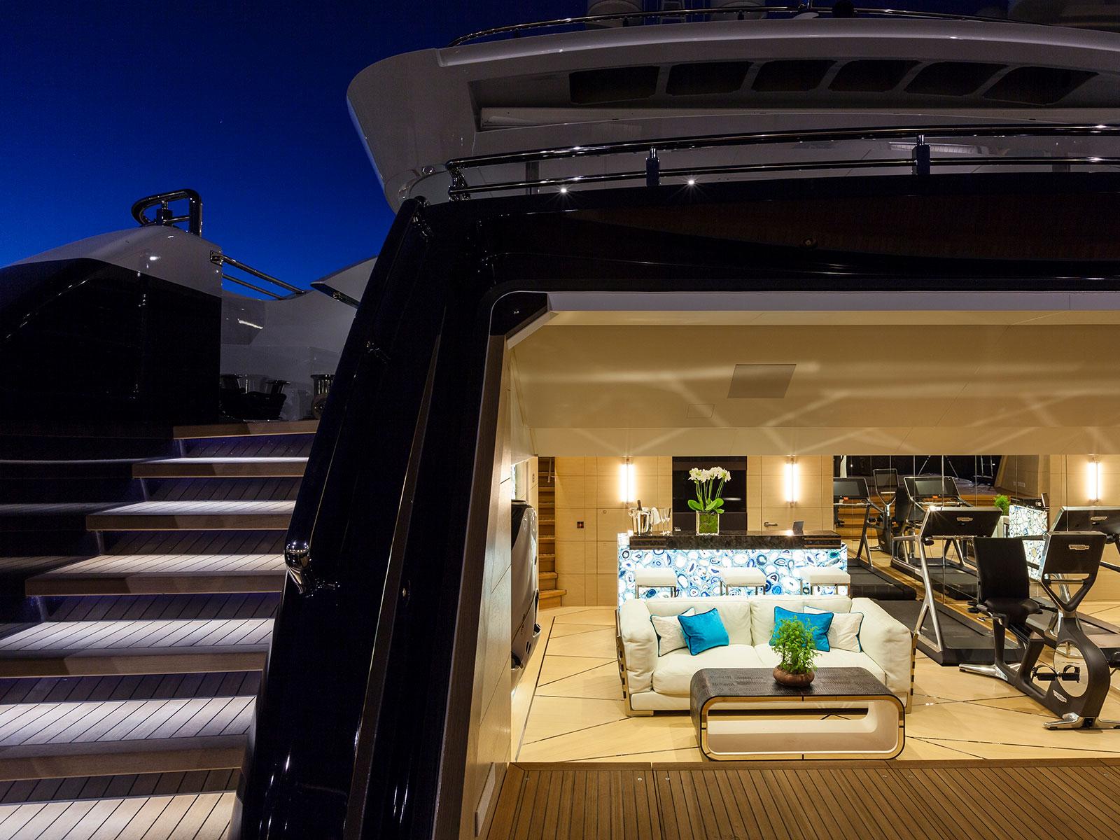 ann G semiprecious yacht