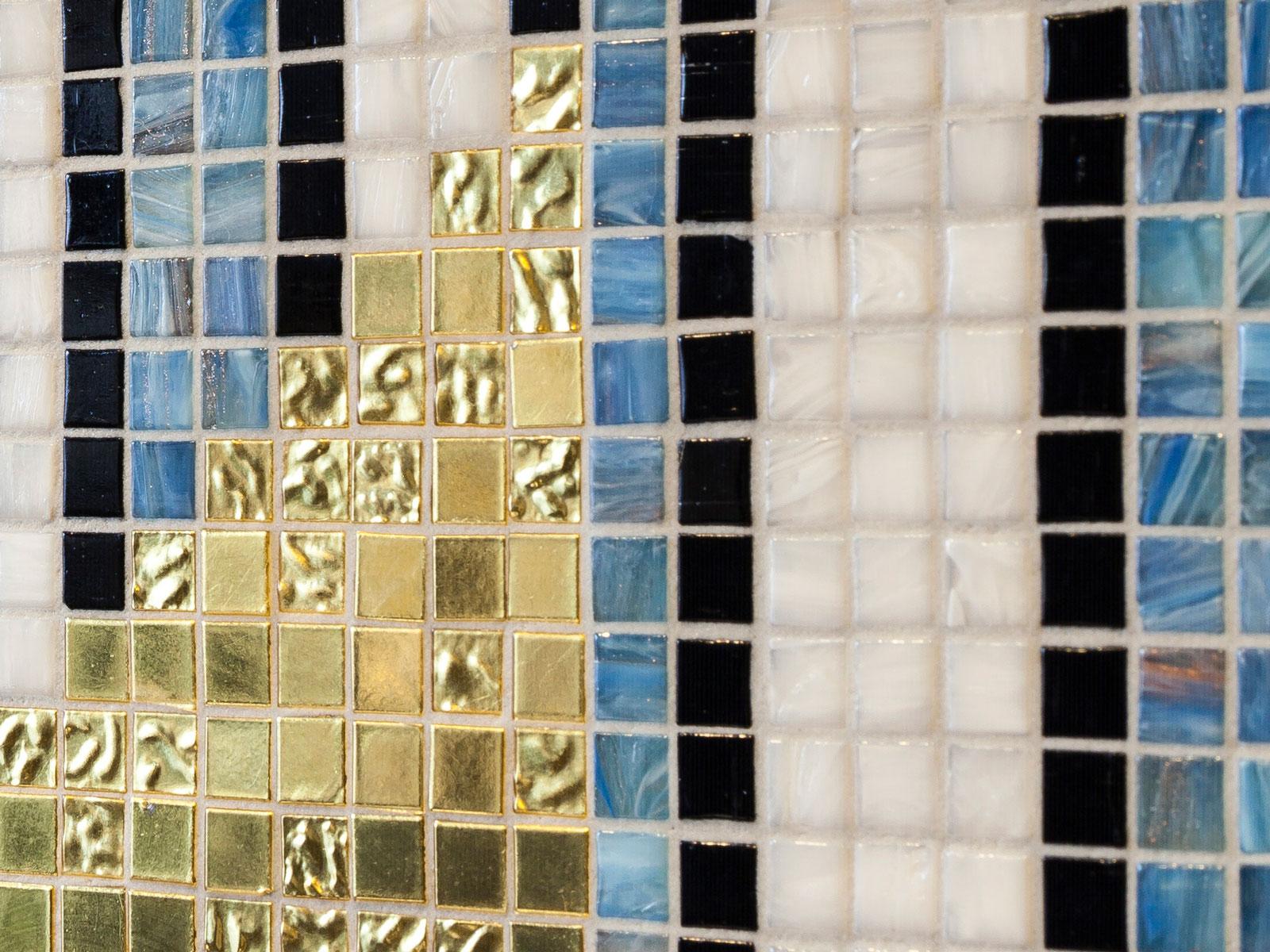 Ann G Mosaic Detail