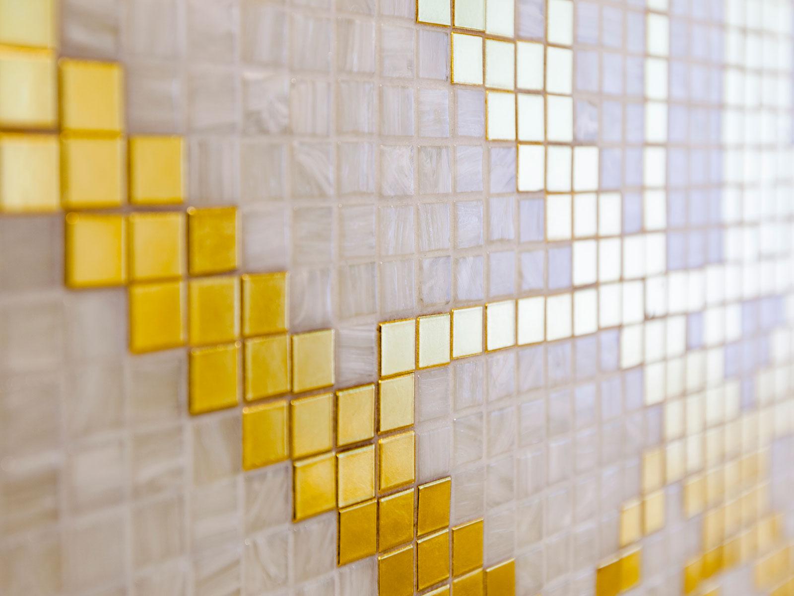 Ann G Mosaic Gold