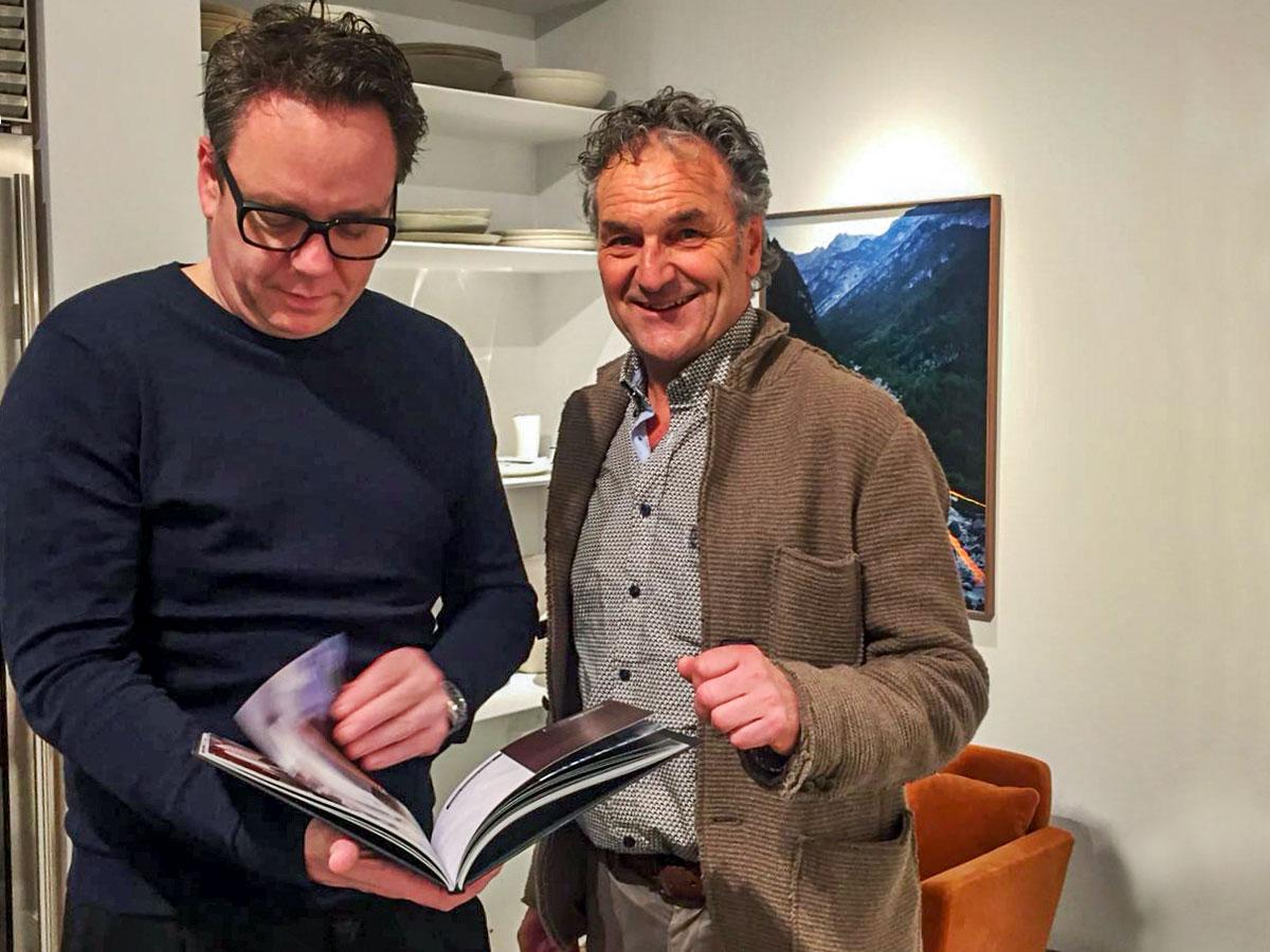 Hans Bullens & Ruud van Oosterhoutinterior designers tool