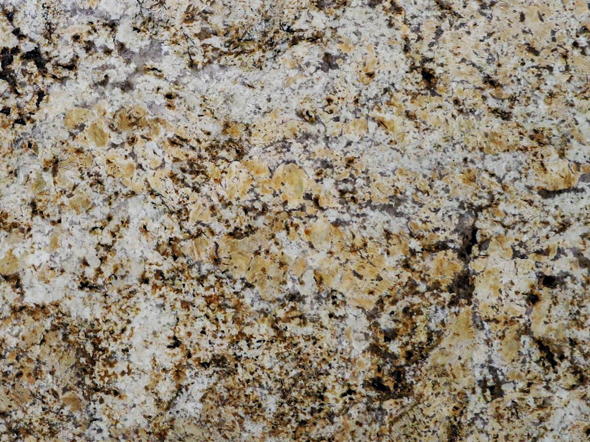 Golden Crema granite sample